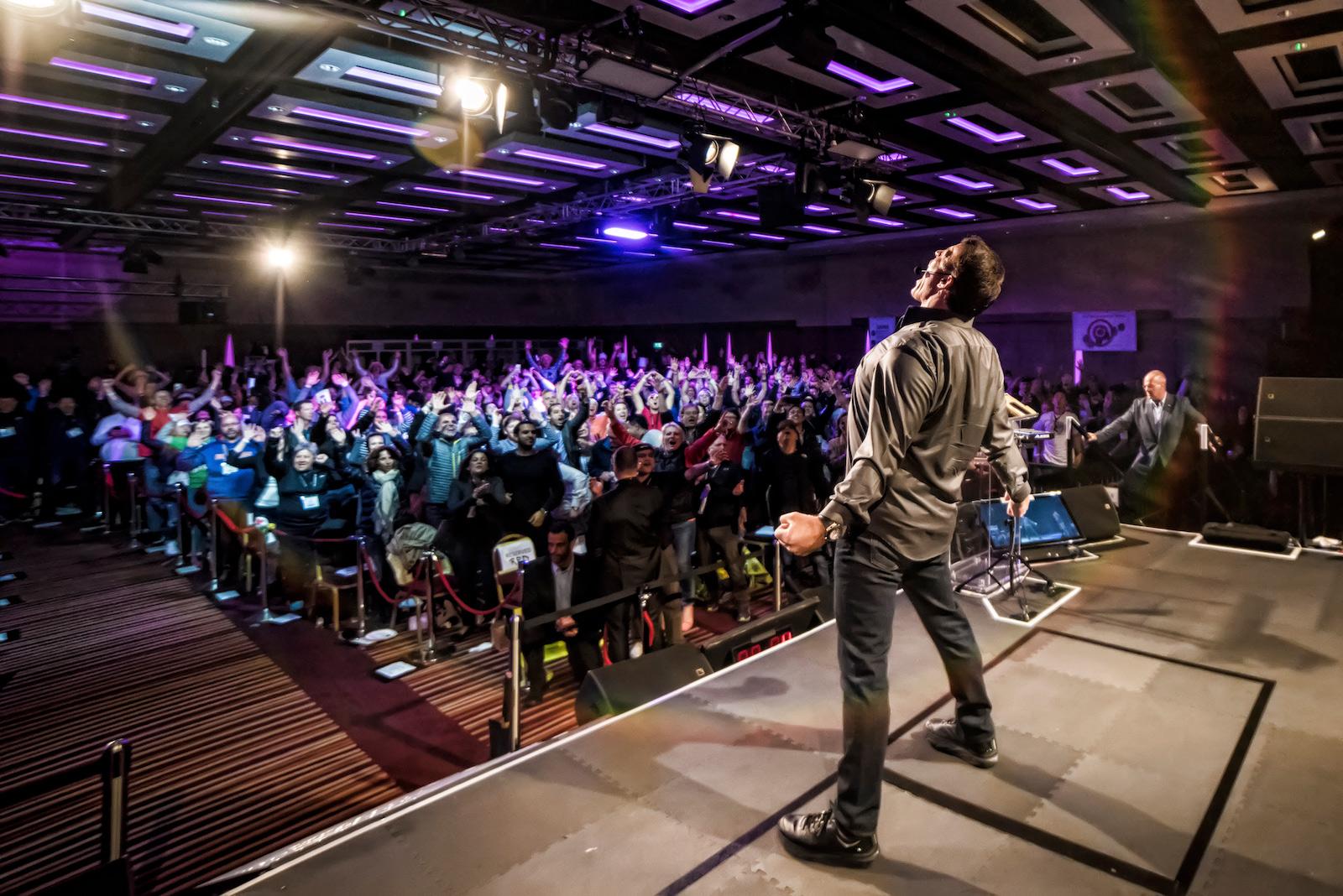 L'événement N°1 des Entrepreneurs pour doubler vos revenus et gagner en liberté